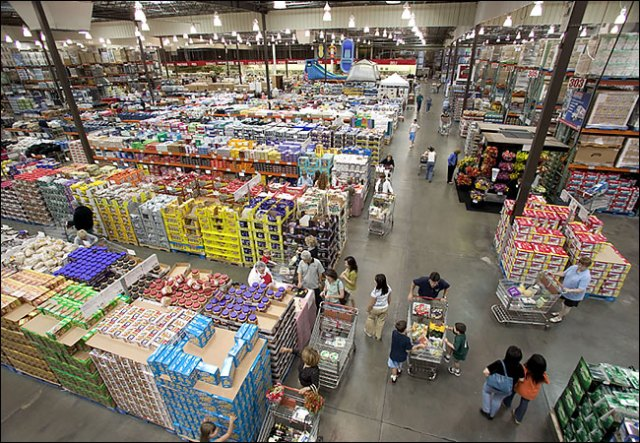 Costco: Where bigger is better!!!!!!!#($&*%#)#$
