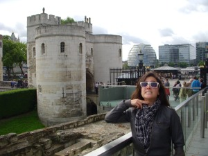 Tower of London, off with your head