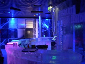 Another Ice Bar shot