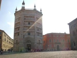 Piazza del Duomo, Parma